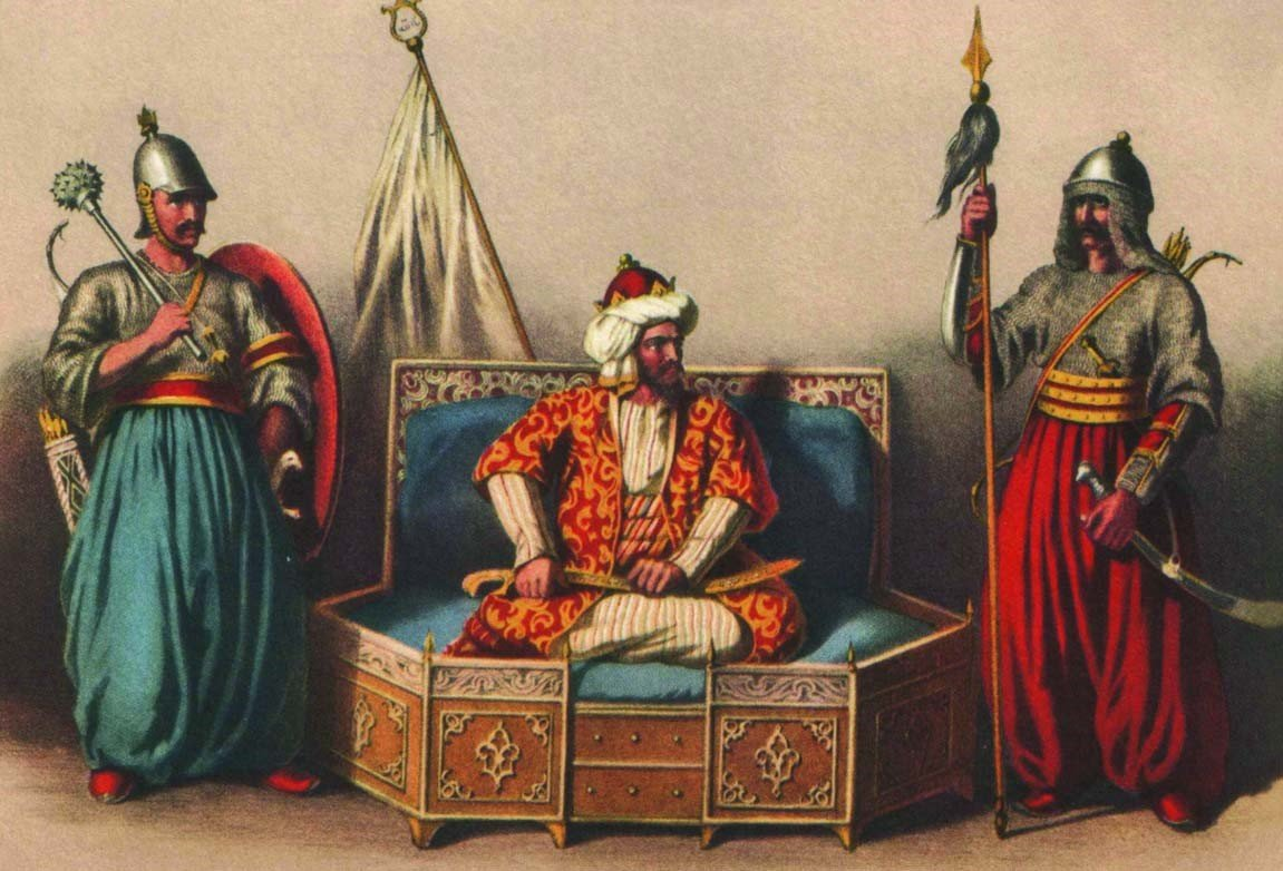 ظهور الدولة العثمانية وتوسعها