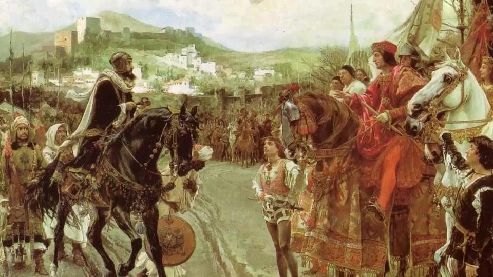 ملوك الطوائف وسقوط الأندلس