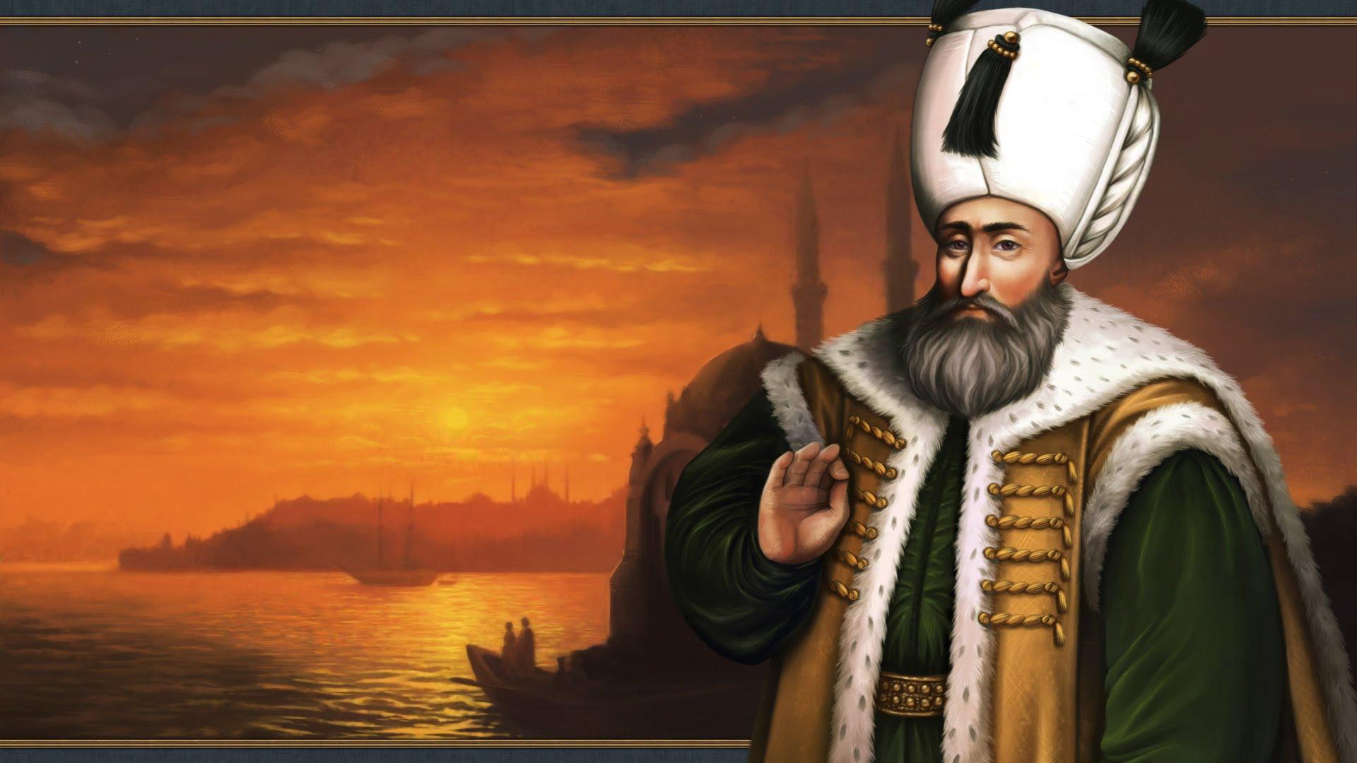 من هو السلطان سليمان القانوني