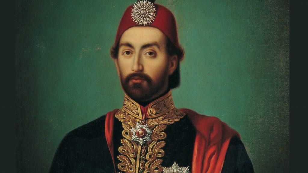 من هو السلطان عبد المجيد الأول