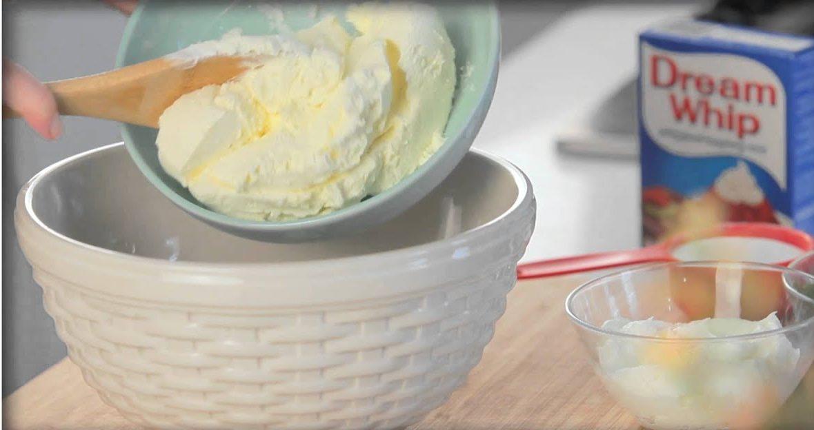 طريقة عمل كريمة الكيك بالدريم ويب