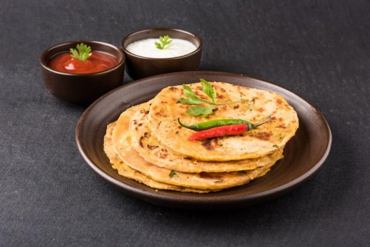 طريقة عمل الخبز الهندي البراتا
