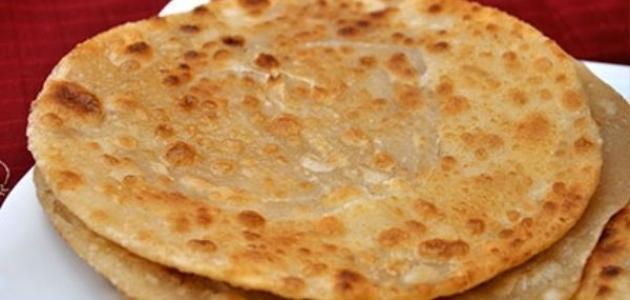 طريقة عمل الخبز الهندي المقرمش