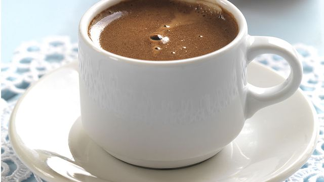 طريقة عمل القهوة التركية