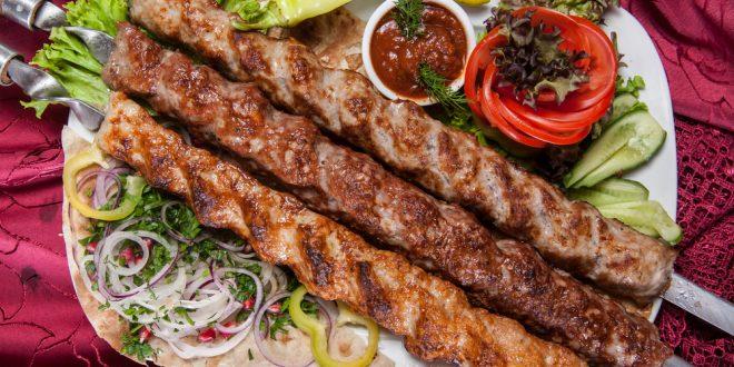 كباب لحم تركي
